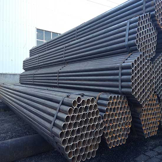 ERW pipe, black steel pipes