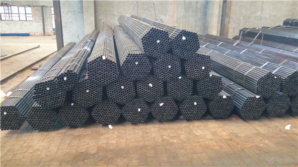 Cold rolled Round black annnealed pipe