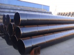 ASTM A139 spiral welded pipe/ A139 Helical welded steel pipe