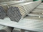 scaffolding pipe/Steel Scaffold Tubes/ERW steel pipe