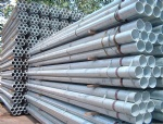 Hot dip Galvanized Seamless Steel Pipe